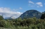 Vistas de Mugarra desde Bernagoitia