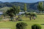 Parque de juegos en el Restaurante Boroa
