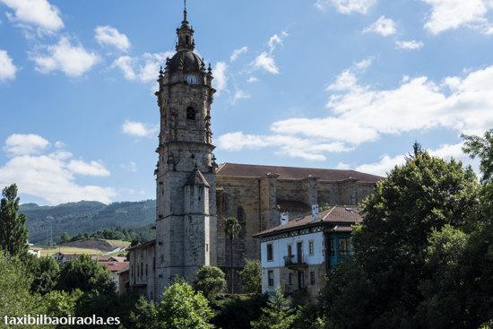 Iglesia de Santa María de la Asunción Amorebieta