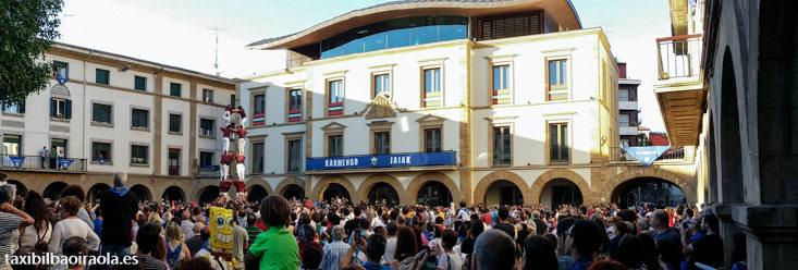 Pedir taxi en Amorebieta reserva taxi en Zornotza